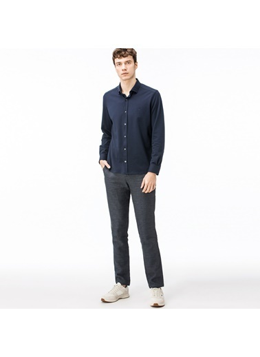 Lacoste Erkek Regular Fit Pantolon HH0908.08L Lacivert